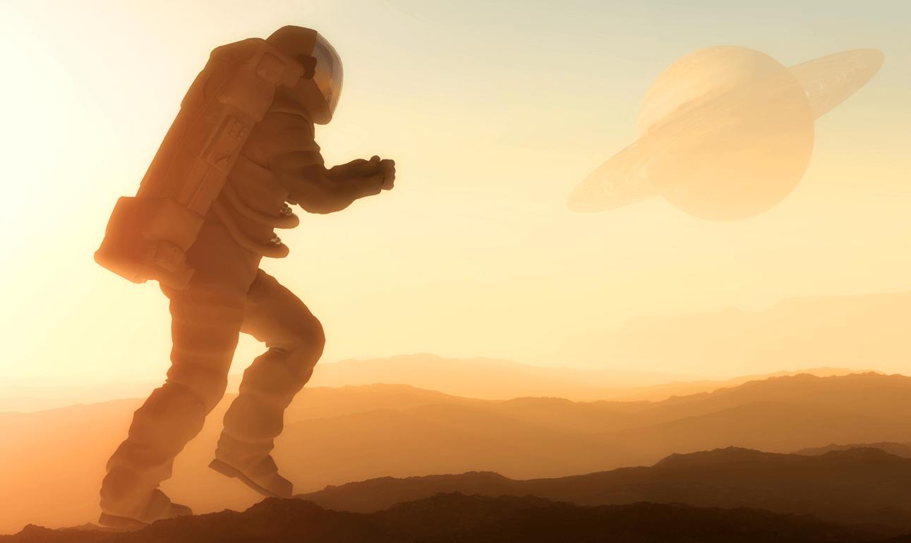 NASA разыскивает в Интернете желающих отправиться на Марс