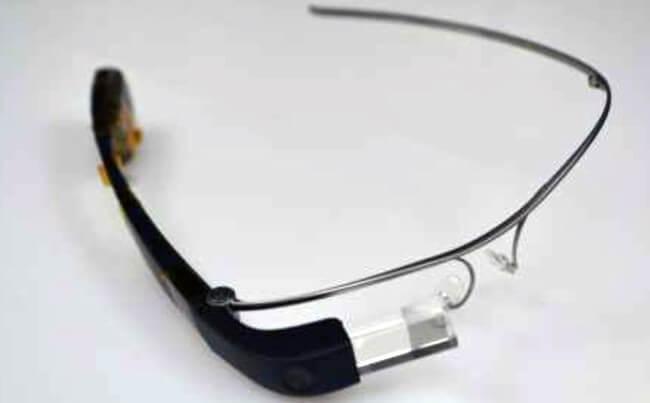 Первые фотографии обновлённой гарнитуры Google Glass