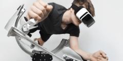 Icaros – машина, совмещающая виртуальную реальность и фитнесс