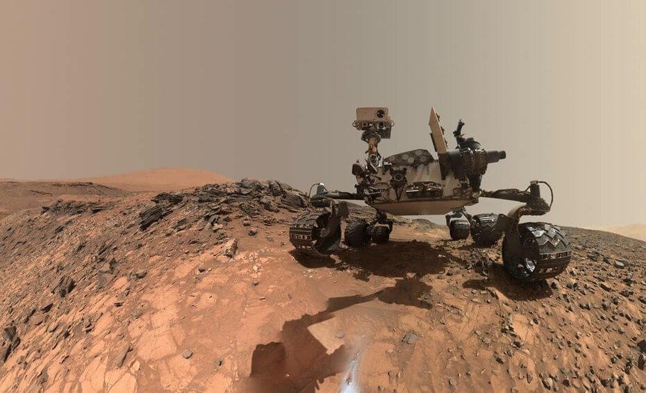 Любой желающий сможет побывать на Марсе с помощью виртуальной реальности