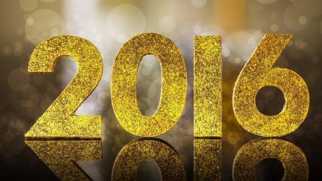 Поздравляем наших читателей с наступившим 2016 годом!