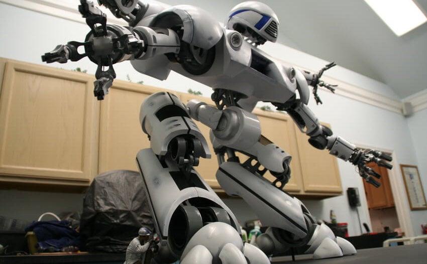 Самые страшные реальные роботы