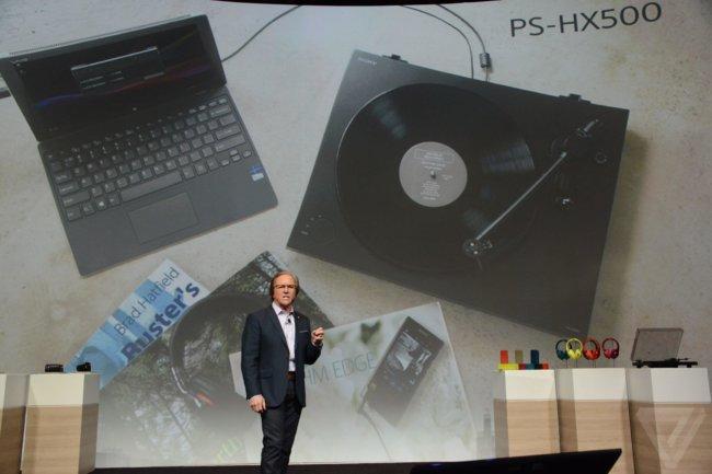 Итоги конференции компании Sony