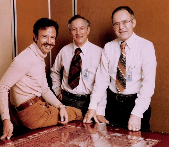 Andy_Grove_Robert_Noyce_Gordon_Moore_1978