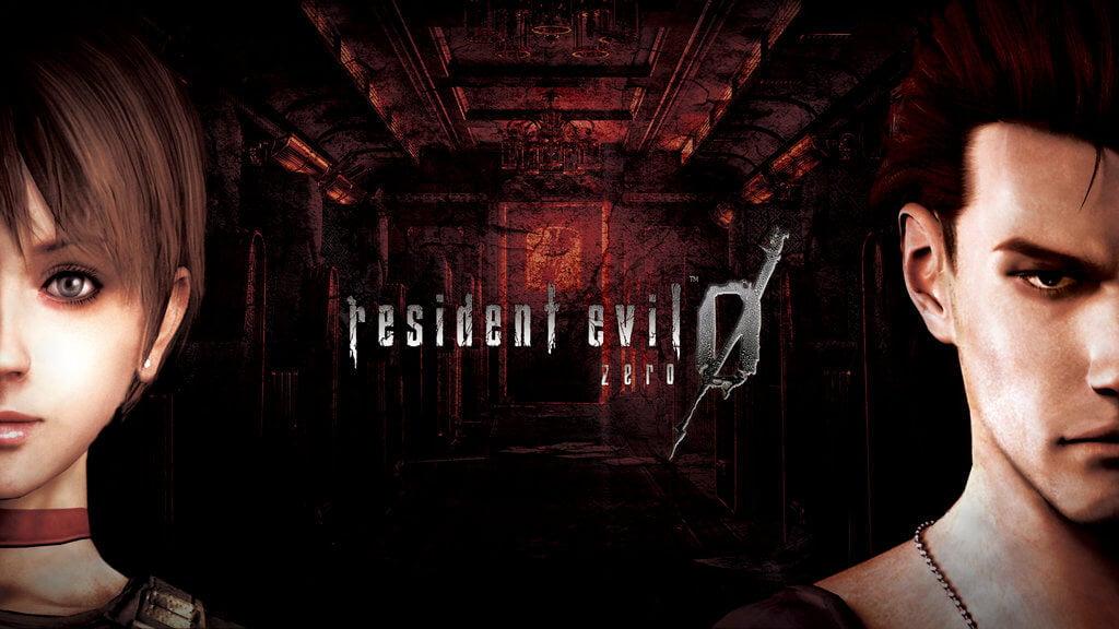 Resident Evil Zero HD 01