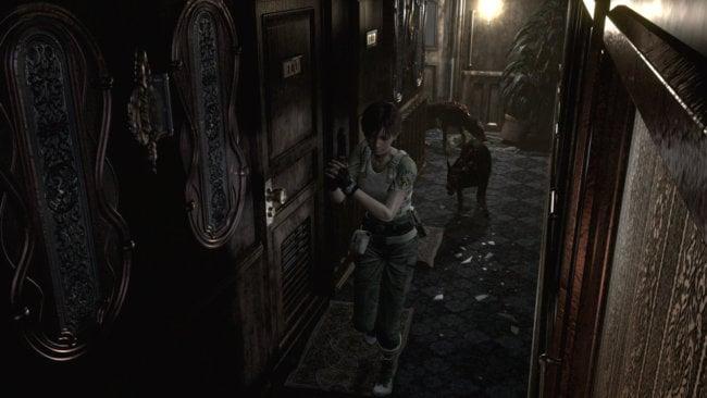 Resident Evil Zero HD 02