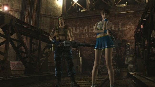 Resident Evil Zero HD 03