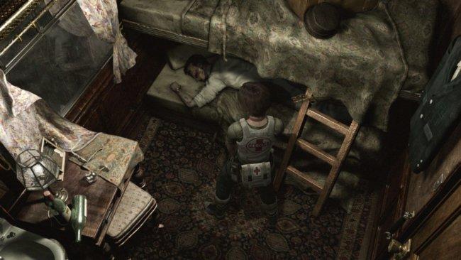 Resident Evil Zero HD 04