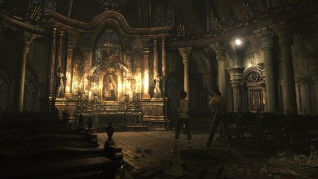 Resident Evil Zero HD 05