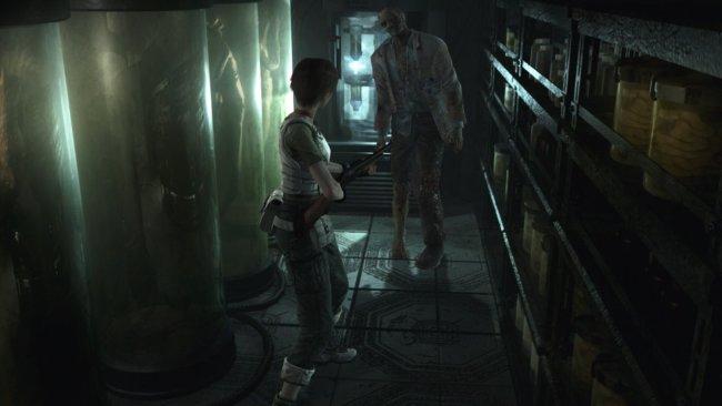 Resident Evil Zero HD 06
