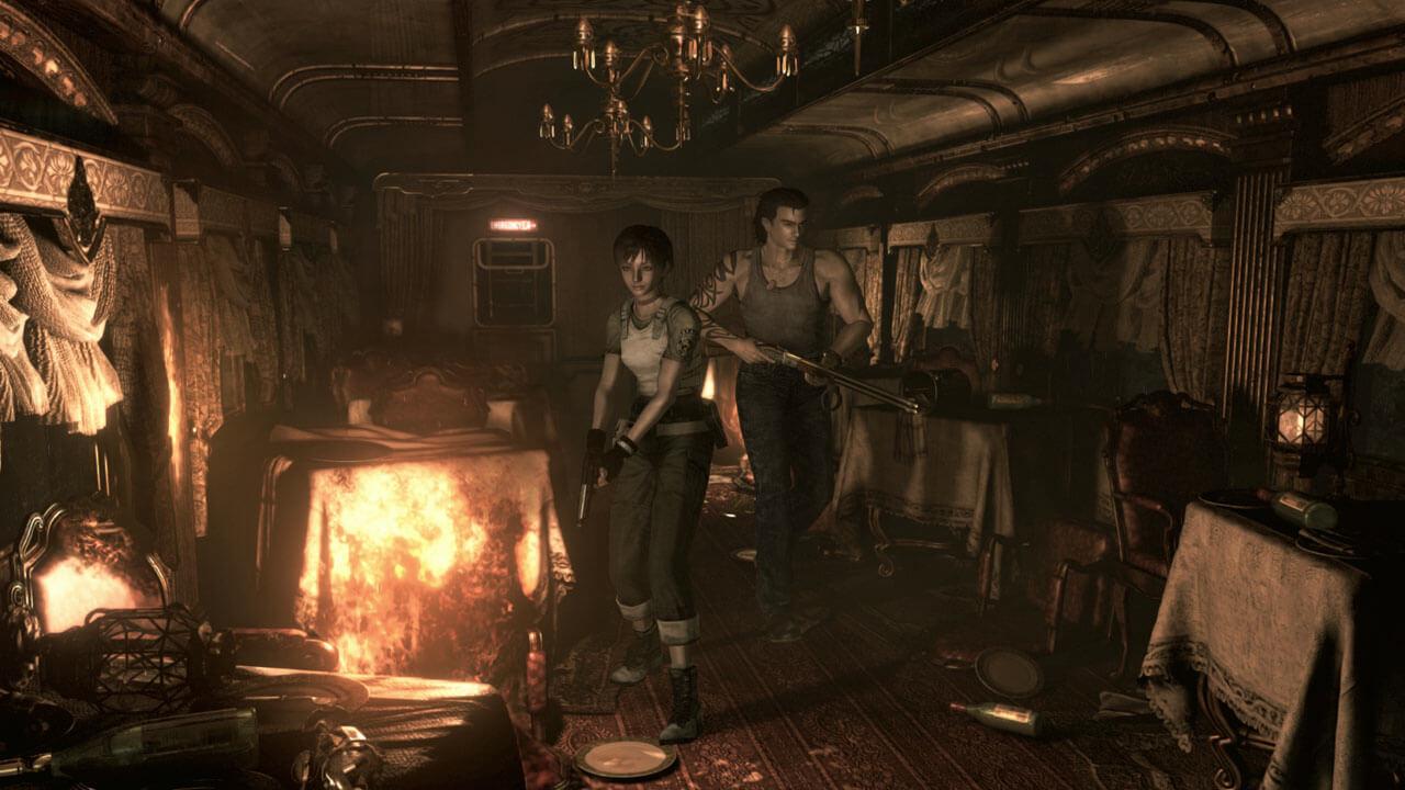 Resident Evil Zero HD 07