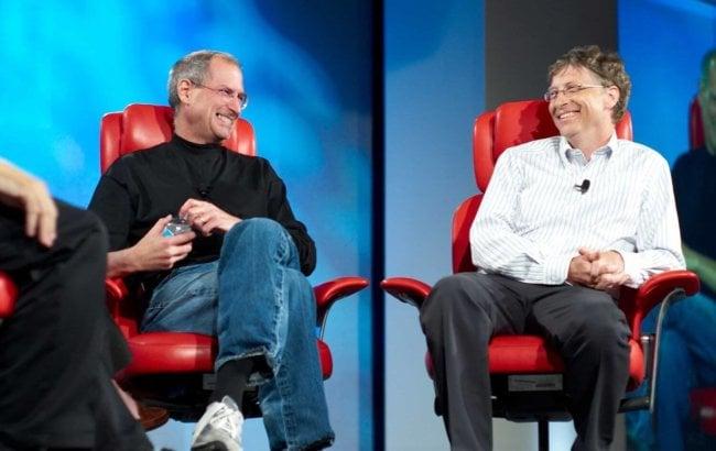 Бродвейский мюзикл расскажет о противостоянии Стива Джобса и Билла Гейтса