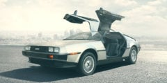 Компания DeLorean возобновляет производство автомобилей DMC-12