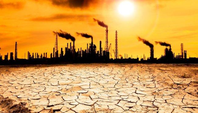 Так выглядят 135 лет глобального потепления, если сократить их до 30 секунд