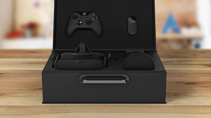 Гарнитура виртуальной реальности Oculus Rift обойдётся вам в 599 долларов