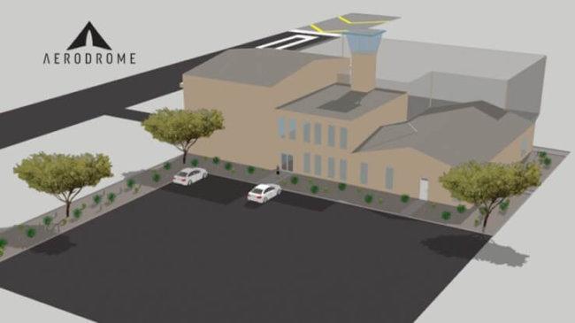 В США построят первый коммерческий аэропорт для дронов