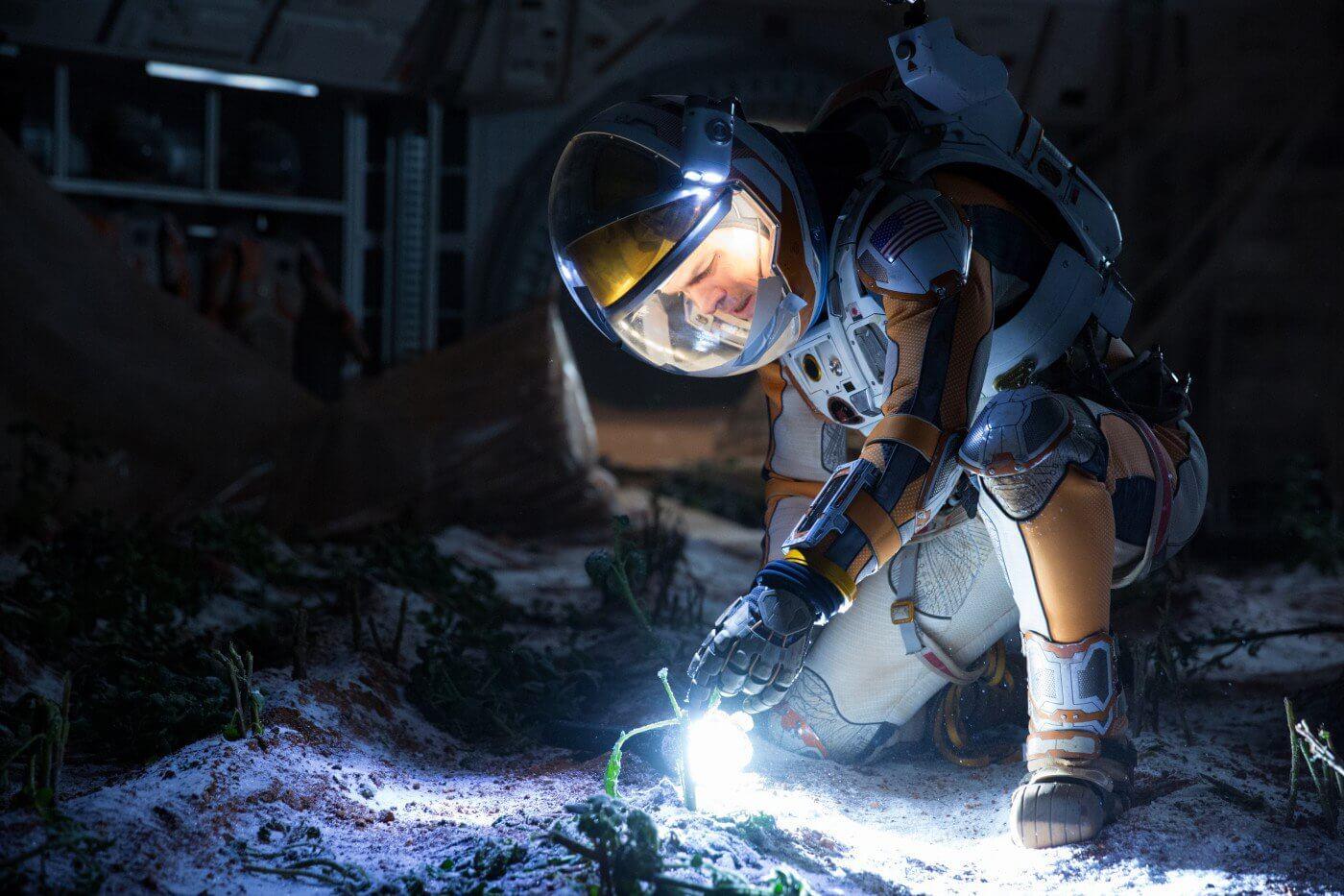 Ботаник из фильма «Марсианин» вдохновил австралийских ученых