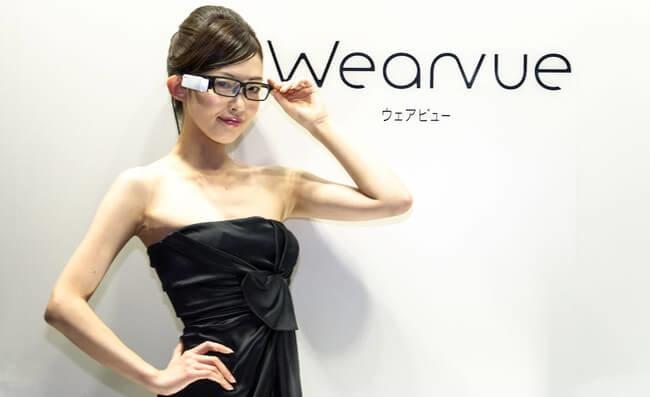 Toshiba отменила начало продаж умных очков Wearvue