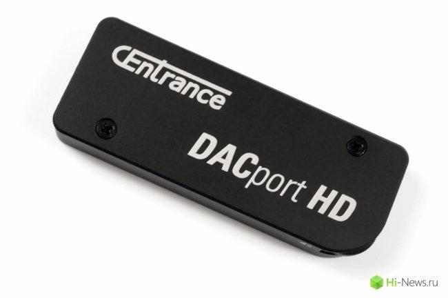 3 DacPort