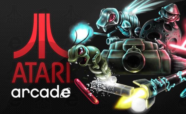 Сыграйте в аркадные хиты Atari прямо в вашем интернет-браузере