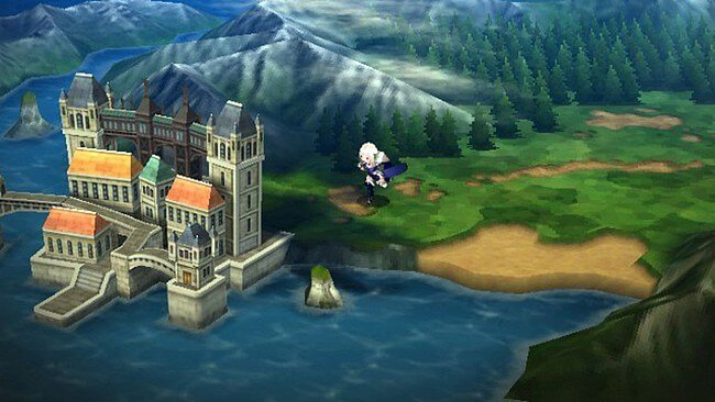 Bravely Second End Layer 06
