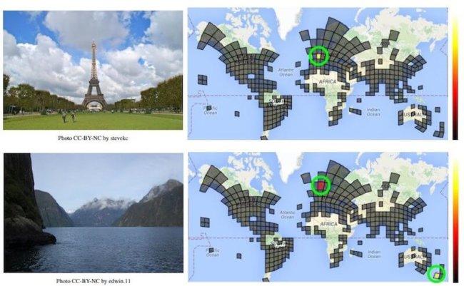 Искусственный интеллект Google определит, где была сделана фотография