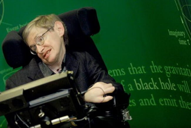 Стивен Хокинг и его 11 удивительных цитат
