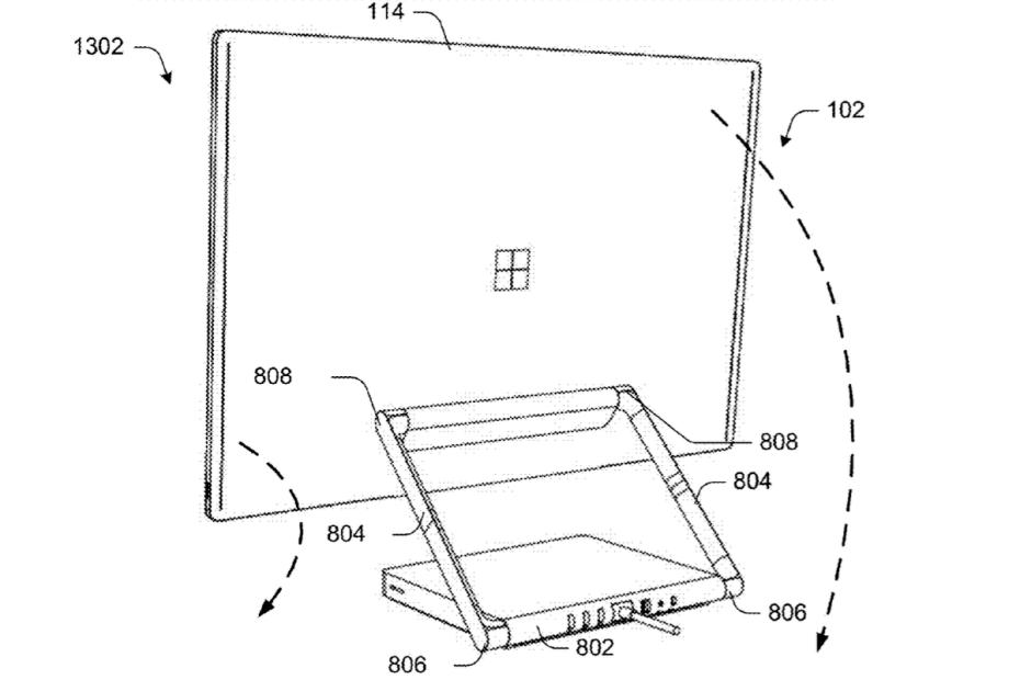 Microsoft запатентовала модульный персональный компьютер