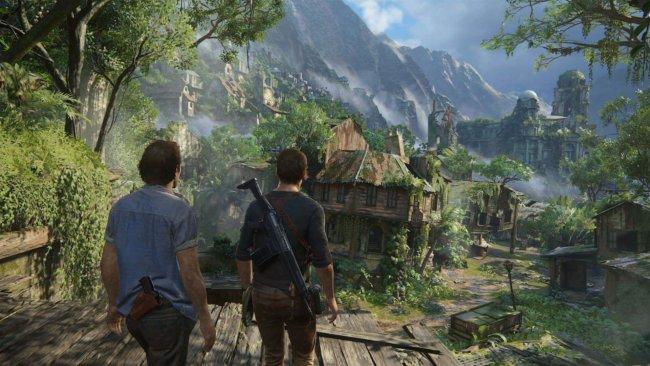Сюжетный трейлер игры Uncharted 4: A Thief's End