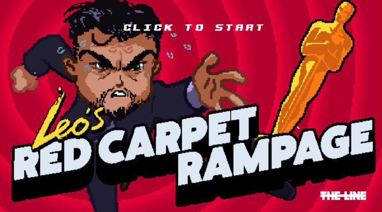 Вышла видеоигра о непростых отношениях Леонардо Ди Каприо и Оскара