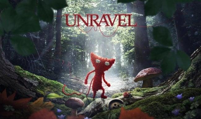 Unravel скачать торрент игра на русском