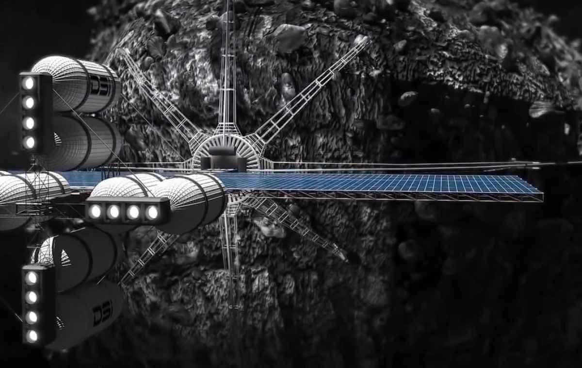 Люксембург хочет стать хабом для добычи ресурсов на астероидах