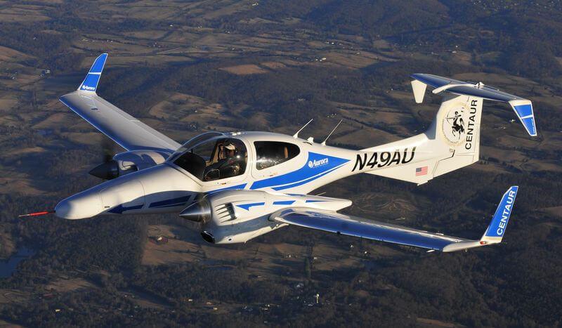 Раздавать интернет будут при помощи «опционально пилотируемых самолётов» (OPA)