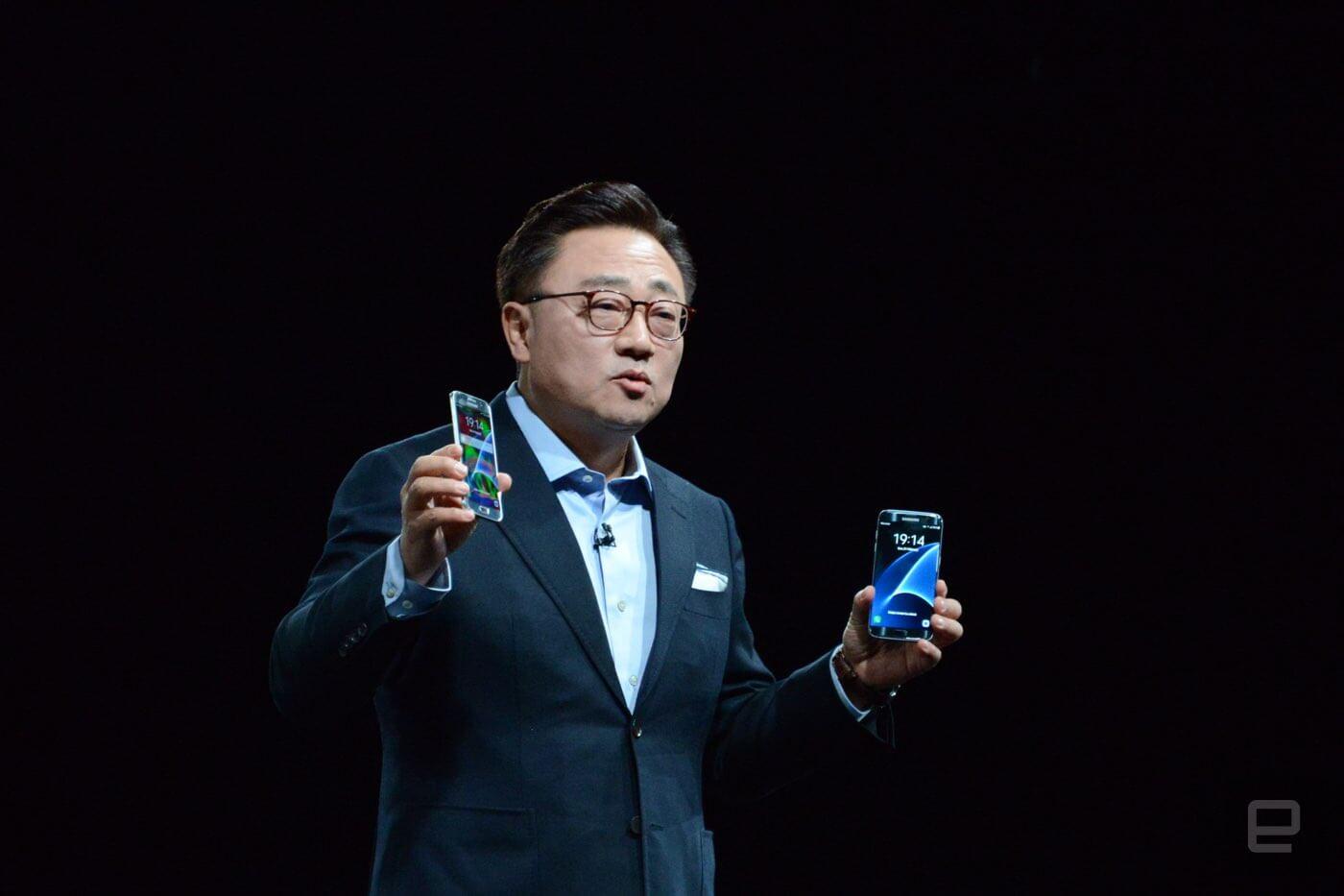 Samsung Galaxy S7 и Edge - состоялся анонс