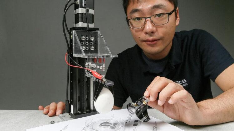 Швейцарские учёные разработали бережные манипуляторы для роботов