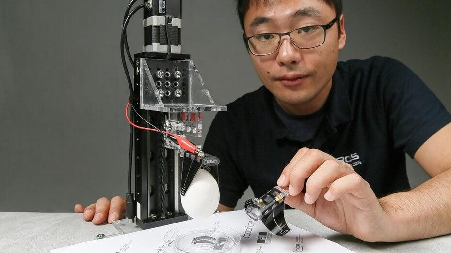 robot thesis