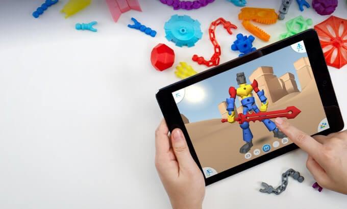 Компания Mattel представила детский 3D-принтер ThingMaker