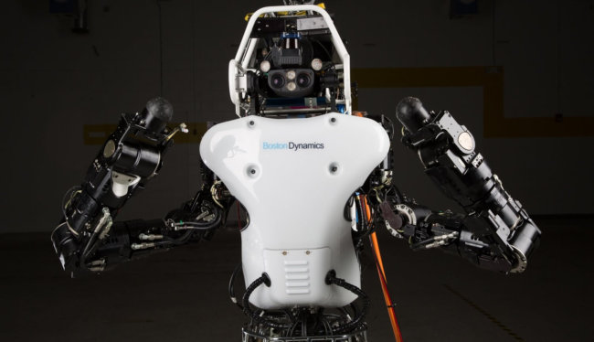 Boston Dynamics продемонстрировала новую версию робота Atlas