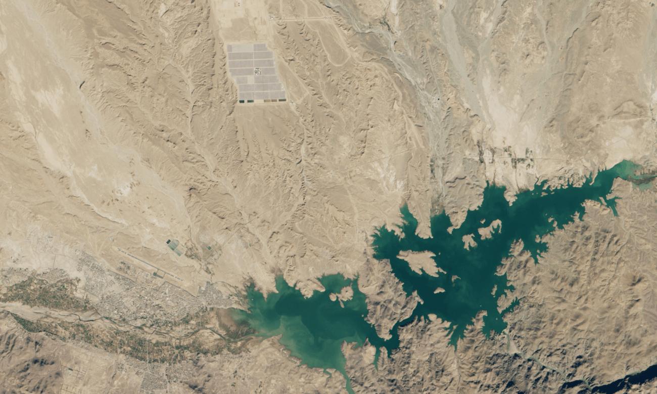 Запущен первый блок гигантской солнечной электростанции в Марокко
