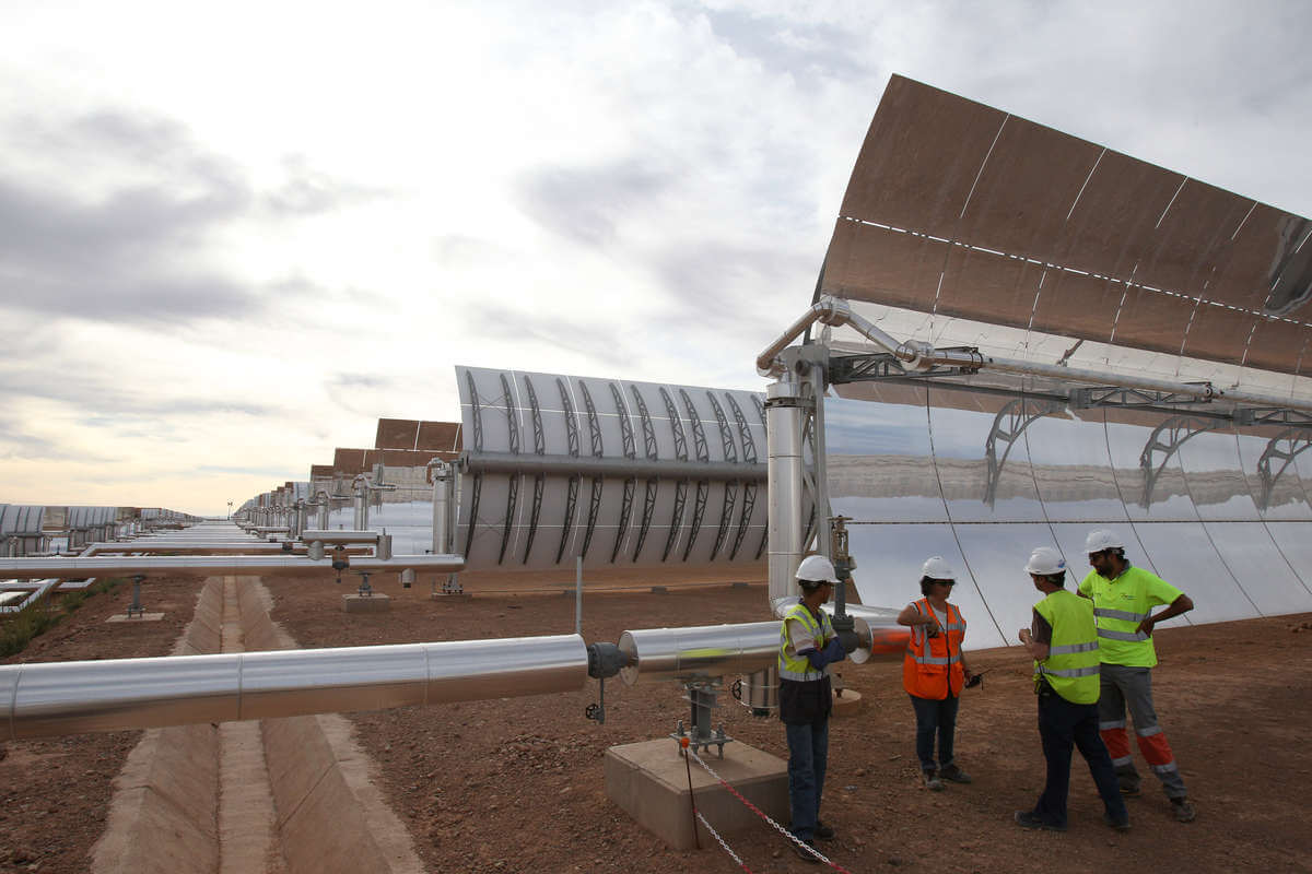 Morocco Solar Energy