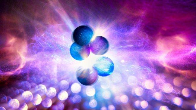 Атомы
