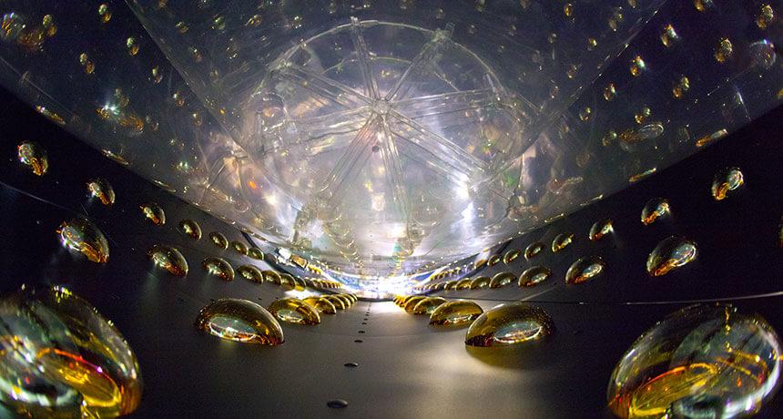 В данных ядерного реактора обнаружили намек на четвертый тип нейтрино