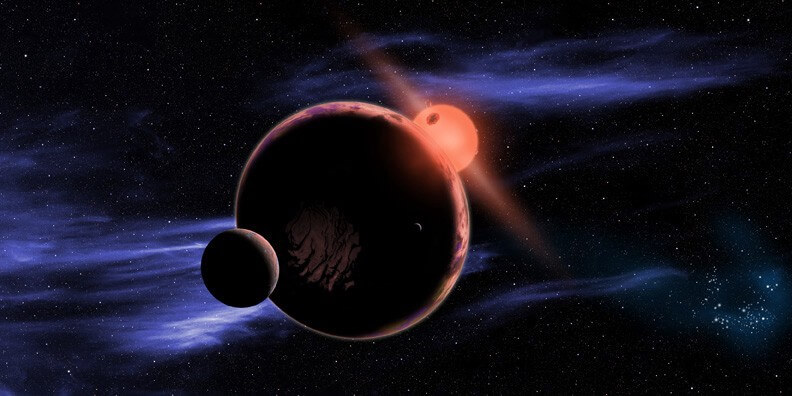Общие черты начала и конца Вселенной