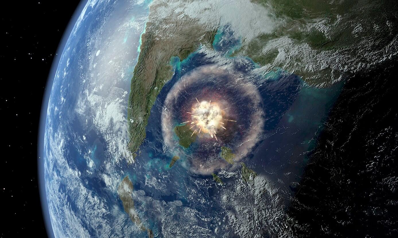 учёные пробурят скважину падения астероида уничтожившего динозавров