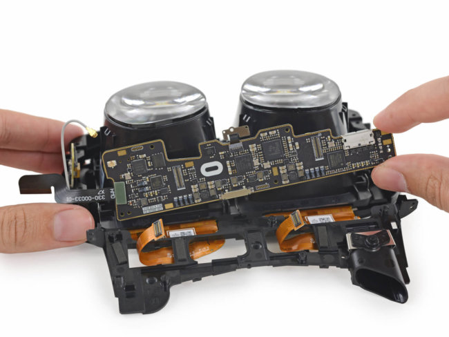 Oculus Rift Teardown 19