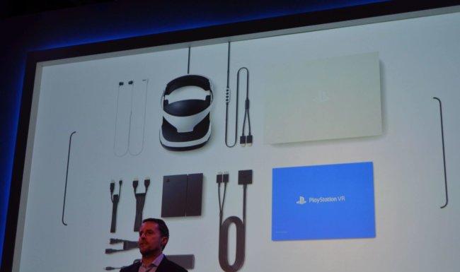Анонсированы цена и дата начала продаж VR-гарнитуры PlayStation VR