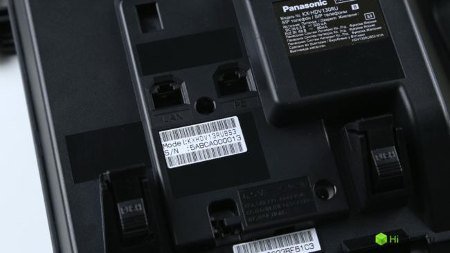 Panasonic Kx-hdv130 Инструкция - фото 3