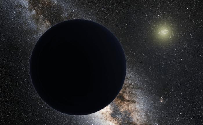 Объекты пояса Койпера указывают путь к «девятой планете»