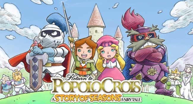 Обзор игры Return to PoPoLoCrois: A Story of Seasons Fairytale