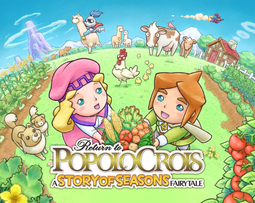 Return to Popolocrois 09